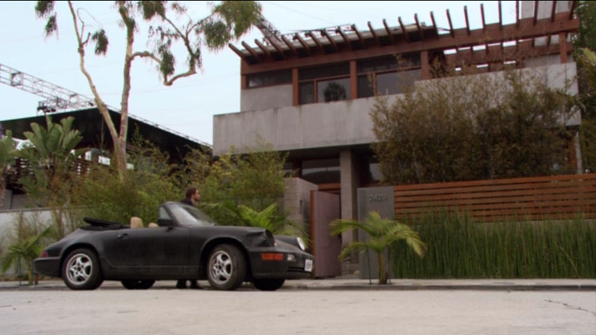 Californication Filming Locations General Filming