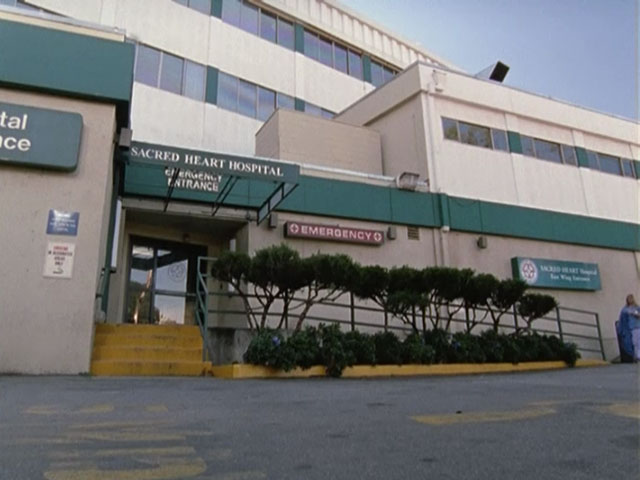 Scrubs filming locations filming90210locationsfo sacred heart hospital sciox Images